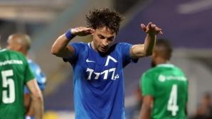 Левски не се е отказал от идеята да си върне Мартин Райнов