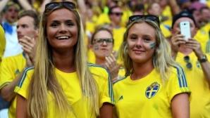 Шведските власти разрешиха увеличаване на броя на зрителите