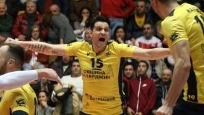Тодор Алексиев остава капитан на Хебър и през новия сезон