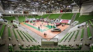 Спортните зали ще приемат публика до 50% от капацитета си от 1 октомври