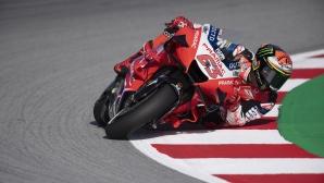 Баная подписа с Ducati в MotoGP