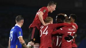 Флетчър: Ман Юнайтед трябва да осигури желаните от Солскяер играчи