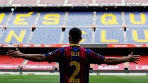 Сержиньо Дест: Не избрах клуба специално заради Меси
