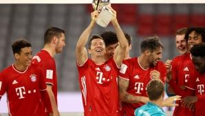 Левандовски отвя всички и взе два приза на УЕФА