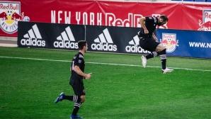 Игуаин със страхотен дебютен гол в САЩ (видео)