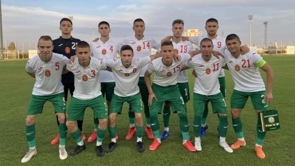 България U19 загуби втората си контрола с Турция