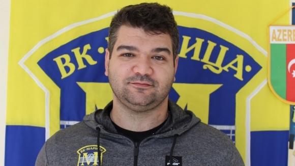 Лазар Лазаров е новият старши треньор на Марица (видео)