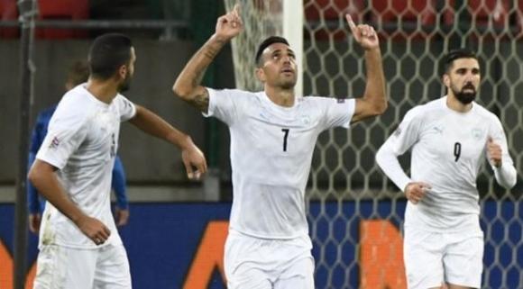 Израел обърна Словакия от 0:2 (видео)
