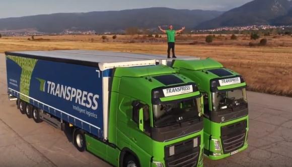 Йордан Йовчев с тренировъчна програма за шофьори на камиони
