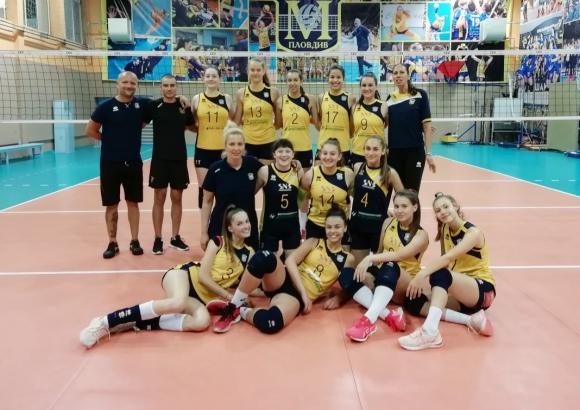Марица U17 на квалификационен турнир в Разлог през уикенда