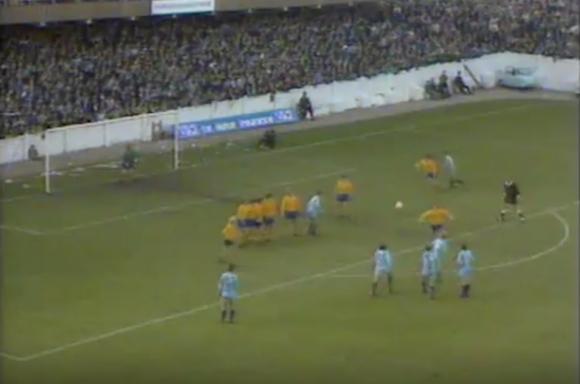 50 години от легендарен гол в английския футбол (видео)