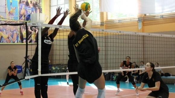 Марица загуби първата контрола срещу КСМ Търговище