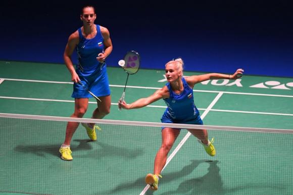 Сестри Стоеви отпаднаха на полуфиналите в Дания
