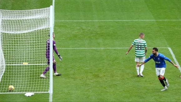 Рейнджърс с втора поредна победа в дербито на Шотландия (видео)