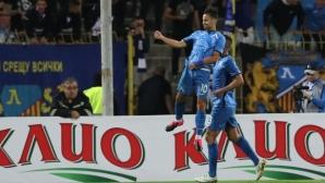 Звезда на Левски ще играе във виртуалното първенство по футбол на България