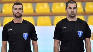 Български съдии ще ръководят мач от Шампионската лига по хандбал за жени