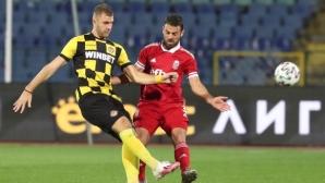 Ботев (Пловдив) победи Гигант в контрола