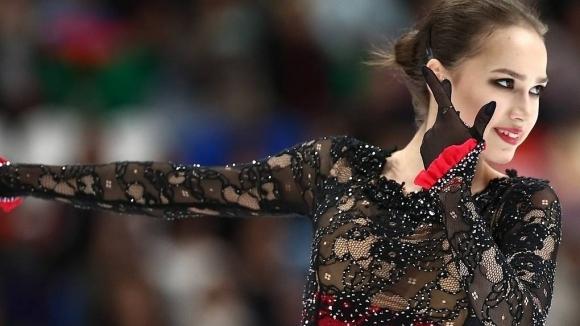 Олимпийската шампионка Алина Загитова няма да се...