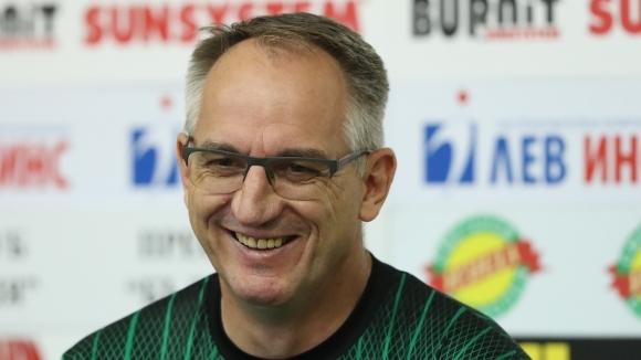 Дарко Балабан направи първа тренировка с Балкан