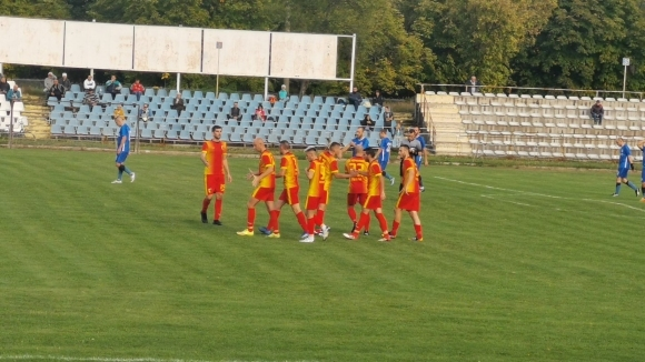 Черноломец (Попово) пожали Тополи само с 3 гола
