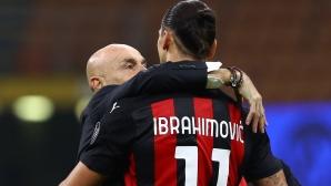 Потвърдено: Милан преговаря със Златан и още двама за нови договори
