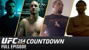 Обратно броене до UFC 254 (видео)
