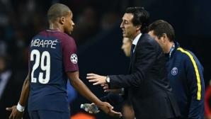 Емери: Мбапе имаше голямо желание да играе в Реал Мадрид