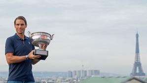 """Marca: Надал е взел решение за """"Мастърс""""-а в Париж"""