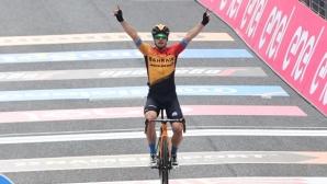 Ян Тратник спечели 16-ия етап от Обиколката на Италия