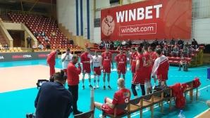 ЦСКА успя срещу Дунав в Русе и ще играе в първата осмица на Суперлигата