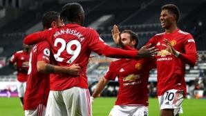 Манчестър Юнайтед с клубен рекорд след успеха в Париж