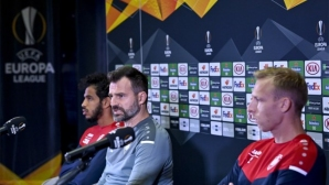 Треньорът на Антверп: Нямаме нападатели, но можем да вкарваме голове