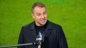 Ханзи Флик: Мюлер е треньорът на терена, той управлява отбора