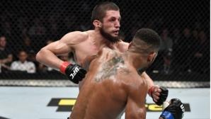 UFC потвърди раздялата с чеченец, който подкрепи убиеца във Франция
