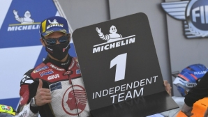 Накагами остава в LCR Honda с многогодишен договор