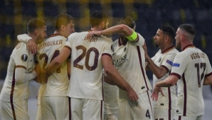 Джеко и Мхитарян изработиха успех на Рома преди двубоя с ЦСКА-София (видео)