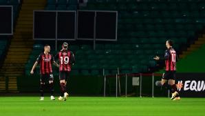 Милан подчини Селтик в Глазгоу (видео)