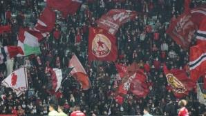 В ЦСКА-София прибраха около 250 000 лева от билети