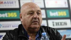 Венци Стефанов: ЦСКА има нужда от повече цесекарчета, чакам 50 000 лева от Левски
