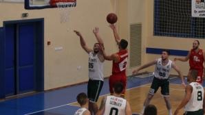 ФитСпо Баскет удари шампиона на НАЛБ след зрелищен обрат