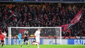 УЕФА ще разгледа нарушения на социалната дистанция на мач от ШЛ