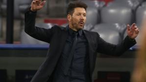 Диего Симеоне: Вярвам в отбора си