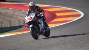 Накагами спечели своя първи пол-позишън в MotoGP