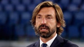 Пирло: До снощи нямах новини за Кристиано, Дибала ще е титуляр