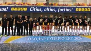 Иван Петков дебютира начело на Прометей с исторически трофей