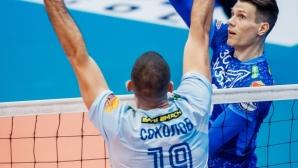 И Кузбас не спря Цецо Соколов и Динамо в Русия (снимки)