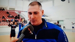 Теодор Чипилов: Очаквам много стойностни двубои и във втората осмица на Суперлигата