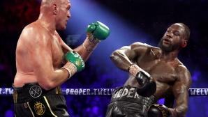 Тайсън Фюри ще се бие на 5 декември (видео)