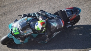 """Морбидели с втора победа в MotoGP след великолепно каране на """"Арагон"""""""