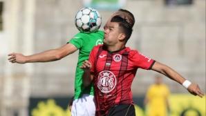 На живо: Мачове и резултати от 11-ия кръг на Втора лига, Лудогорец 2 изравни на Септември